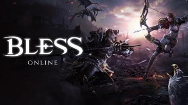Дата официального релиза Bless Online