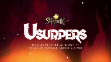 """Armello - Первое большое дополнение """"Usurpers"""" и релиз на Xbox One"""