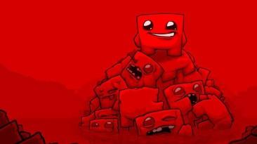 Хардкорный платформер Super Meat Boy станет бесплатным в Epic Games Store