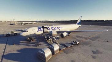 Скриншоты надстройки аэропорта Токио Нарита для Microsoft Flight Simulator