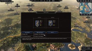 Видео Total War Saga: Thrones of Britannia о политике и интригах