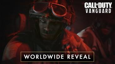 Анонсирована Call of Duty WWII: Vanguard. Дата выхода - 5 ноября