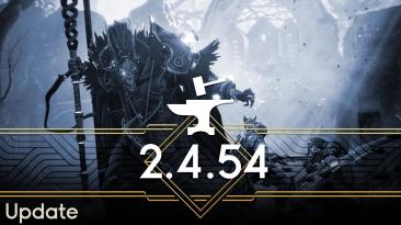 Вышло обновление 2.4.54 для Godfall