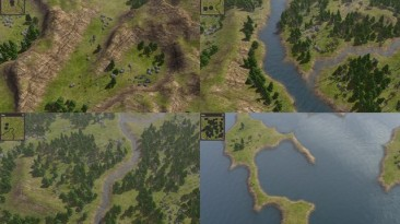 """Banished """"Map Generator"""""""