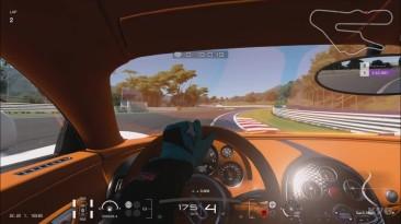 Gran Turismo Sport - Bugatti Veyron 16.4 2013 - Тест-драйв геймплей (PS4 HD)