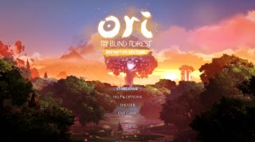"Ori and the Blind Forest ""Более насыщенная картинка"""