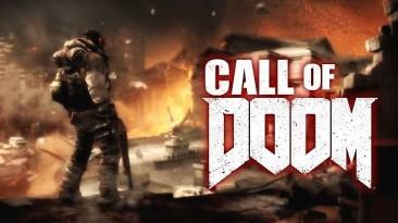 Мод Call of DOOM: Black Warfare выйдет в конце этого месяца