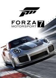 Обложка игры Forza Motorsport 7