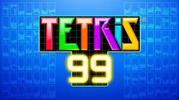 На картриджах выйдет Tetris 99