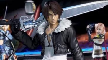 Релизный трейлер Final Fantasy VIII Remastered