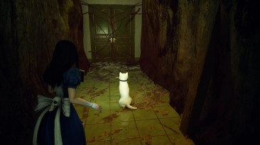 "DreadOut 2 ""Alice Madness Returns Mod"