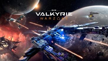 Вышла EVE: Valkyrie - Warzone, теперь можно играть без PS VR