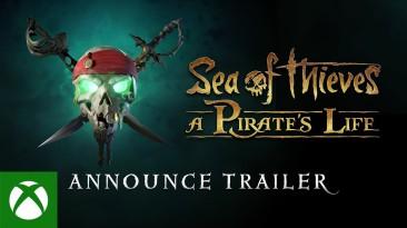 Анонсирована Sea of Thieves: A Pirate's Life: величайший пиратский кроссовер от Disney и Microsoft