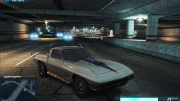 """Need for Speed: Most Wanted """"Chevrolet Corvette Stingray"""""""