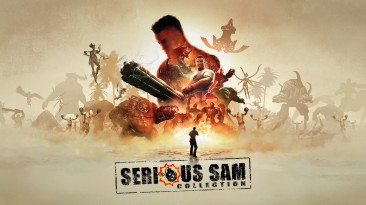 Коллекция из трёх Serious Sam выйдет на Nintendo Switch уже 17 ноября