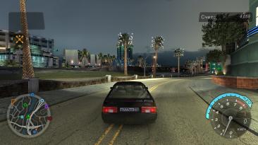 """Need for Speed: Underground 2 """"Reshade 4.3.0 - Чёткая картинка"""""""