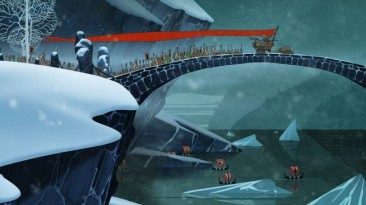 The Banner Saga Warbands - настольная адаптация замечательной игры