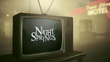 """Сериалы, похожие на """"Night Springs"""""""