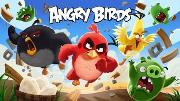 Разработчики Angry Birds объявили о грядущем открытии студии в Лондоне