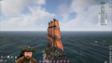 Хакеры порезвились в пиратской ММО Atlas - с неба падали танки, киты и самолёты
