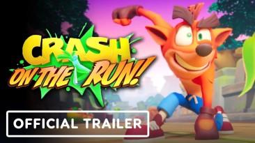Crash Bandicoot: On the Run заработал ~700 тысяч долларов за неделю
