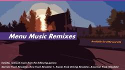 "Euro Truck Simulator 2 ""Ремикс музыки v 2.2 (19.01.21) (v1.39.x)"""