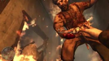 Игро-клюква #4. Call of Duty World at War. Резнов ищет клюкву в Берлине