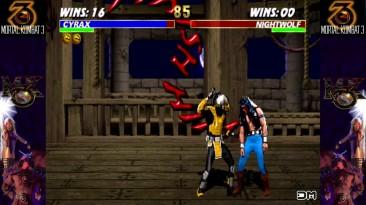 """Mortal Kombat 3 """"Все фаталити , связанные с окружением на аренах."""""""