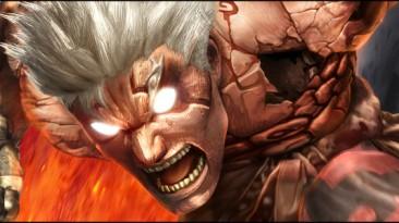 Дата выхода и новые скриншоты Asura's Wrath