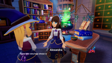 Анонсирован симулятор юного мага Witchery Academy