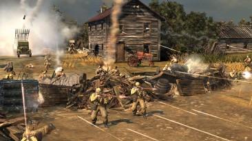Company of Heroes 2 получит две карты и редактор уровней