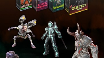 """Doom Eternal: Открывайте жутко крутые награды во время события """"Halloween 2020"""""""
