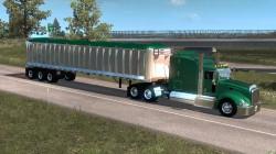 """American Truck Simulator """"Прицеп MAC Walking Floor в собственность"""""""