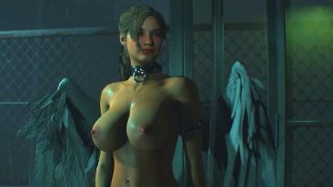 "Resident Evil 2 ""Мутировавшая Клэр"""