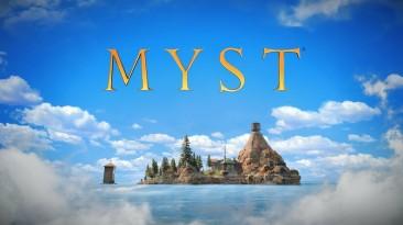 Оригинальная Myst выходит в VR