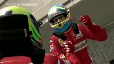 "F1 2011 ""Дневник разработчиков #3"""