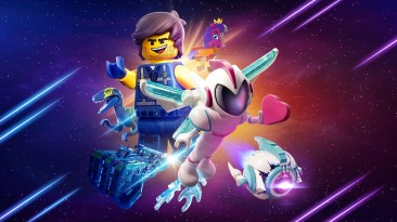 """Набор персонажей и уровней """"Галактические приключения"""" для The Lego Movie 2 Videogame"""