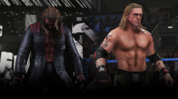 "WWE 2K19 ""Edge Backlash '20 Attire MOD"""