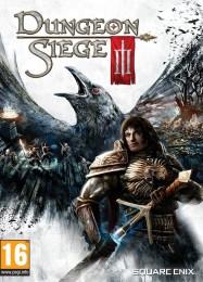 Обложка игры Dungeon Siege 3