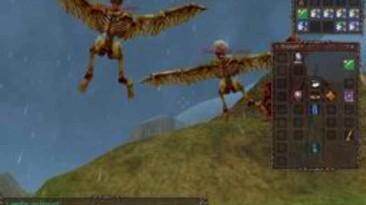 Сфера - первая онлайновая RPG в России