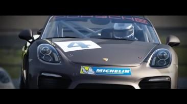 Assetto Corsa - Трейлер Porsche Cayman GT4 Clubsport