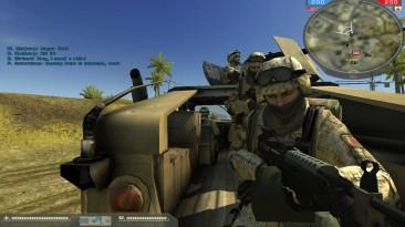 """Battlefield 2 """"Дополнительный солдат (US)"""""""