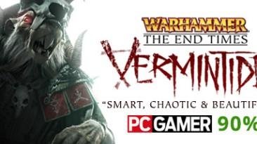 Warhammer End: Times Vermintide: Трейнер/Trainer (+3) [1.9.11] {MrAntiFun}