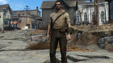 """Fallout 4 """"Capital Wasteland Outfit Pack/ Пак Одежды Столичной Пустоши"""""""