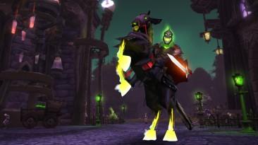 World of Warcraft - Всадник без головы пришел по ваши души: Тыквовин уже настал!
