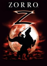Обложка игры The Shadow of Zorro