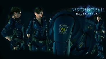 """Resident Evil: Revelations """"Jill - ultimate STARS version revelations"""""""