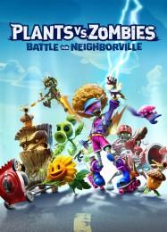 Обложка игры Plants vs. Zombies: Battle for Neighborville