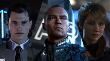 Вышел первый патч для PC-версии Detroit: Become Human