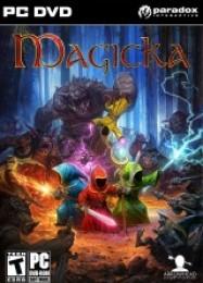 Обложка игры Magicka